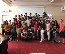 Summer Business School group
