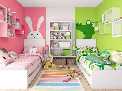 Մանկական ննջասենյակ KidsZone