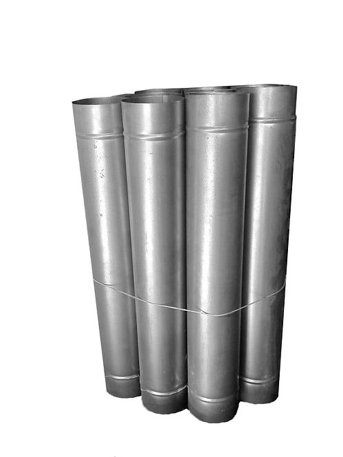 Zinc pipe