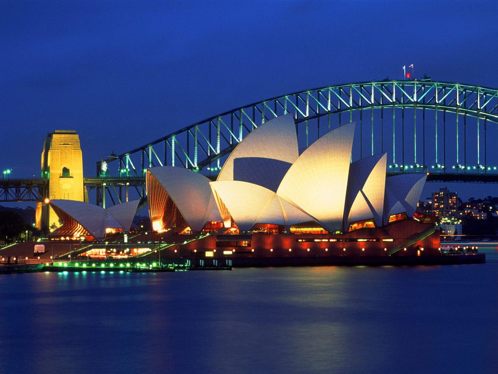 Sydney, Opera house, Australia