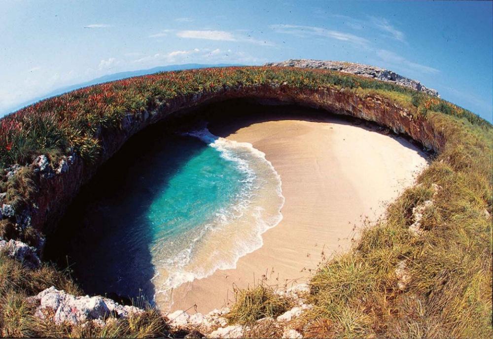 Mexico, Playa del amor