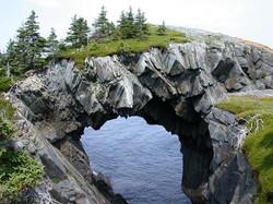 Berry Head Arch