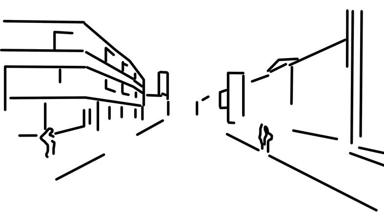 Documenter une ville jamais visitée / Filming an  unvisited city