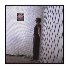Denis Farley - Déplacements, mur courbé, HEC