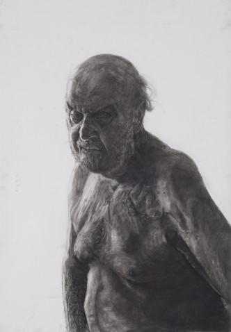 T.K. on Ridgewood, no  2, 2011, 132 x 92 cm, conté sur mylar.