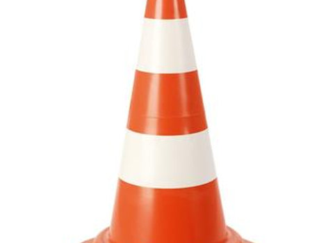 Cone de Sinalização (75cm)