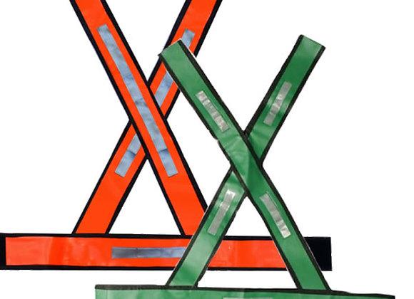 Colete X com Refletor