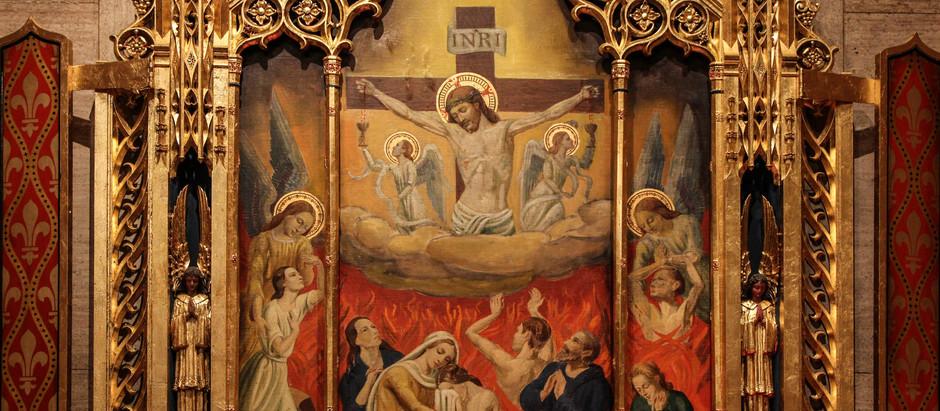 Missas no Mês das Almas