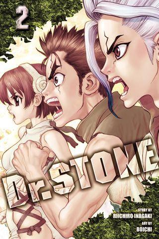 Dr. STONE, Vol.2