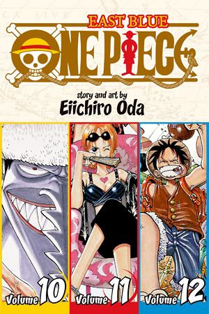 ONE PIECE 3-IN-1 EDITION 04