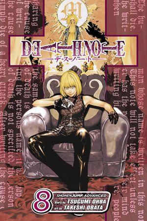 DEATH NOTE Vol. 08