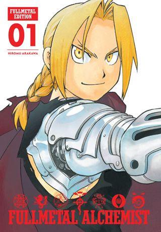 Fullmetal Alchemist: Fullmetal Edition, Vol. 1