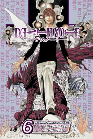 DEATH NOTE Vol. 06
