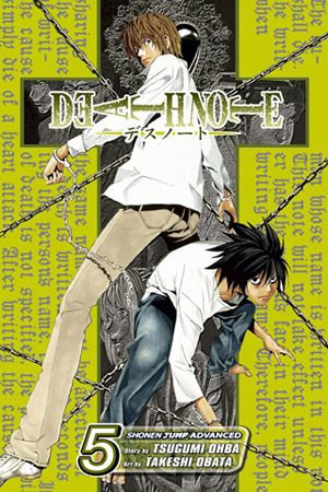 DEATH NOTE Vol. 05