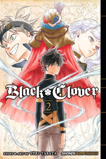 BLACK CLOVER VOL 2