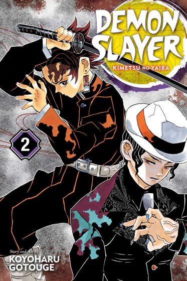 Demon Slayer: Kimetsu no Yaiba, Vol.2