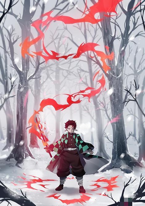 Tanjirou Poster