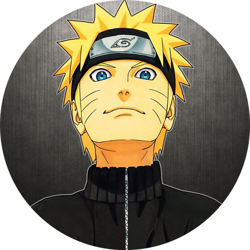 Naruto Badge