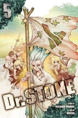 Dr. STONE, Vol.5