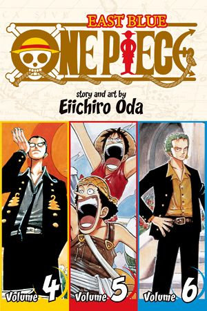 ONE PIECE 3-IN-1 EDITION 02