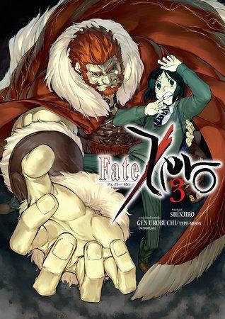 Fate/Zero Volume 3