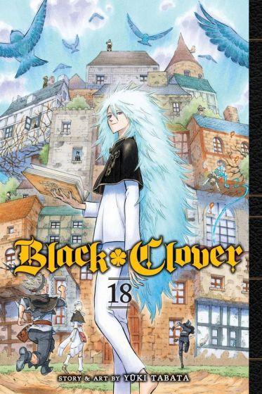 Black Clover, Vol. 18