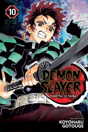 Demon Slayer: Kimetsu no Yaiba, Vol.10