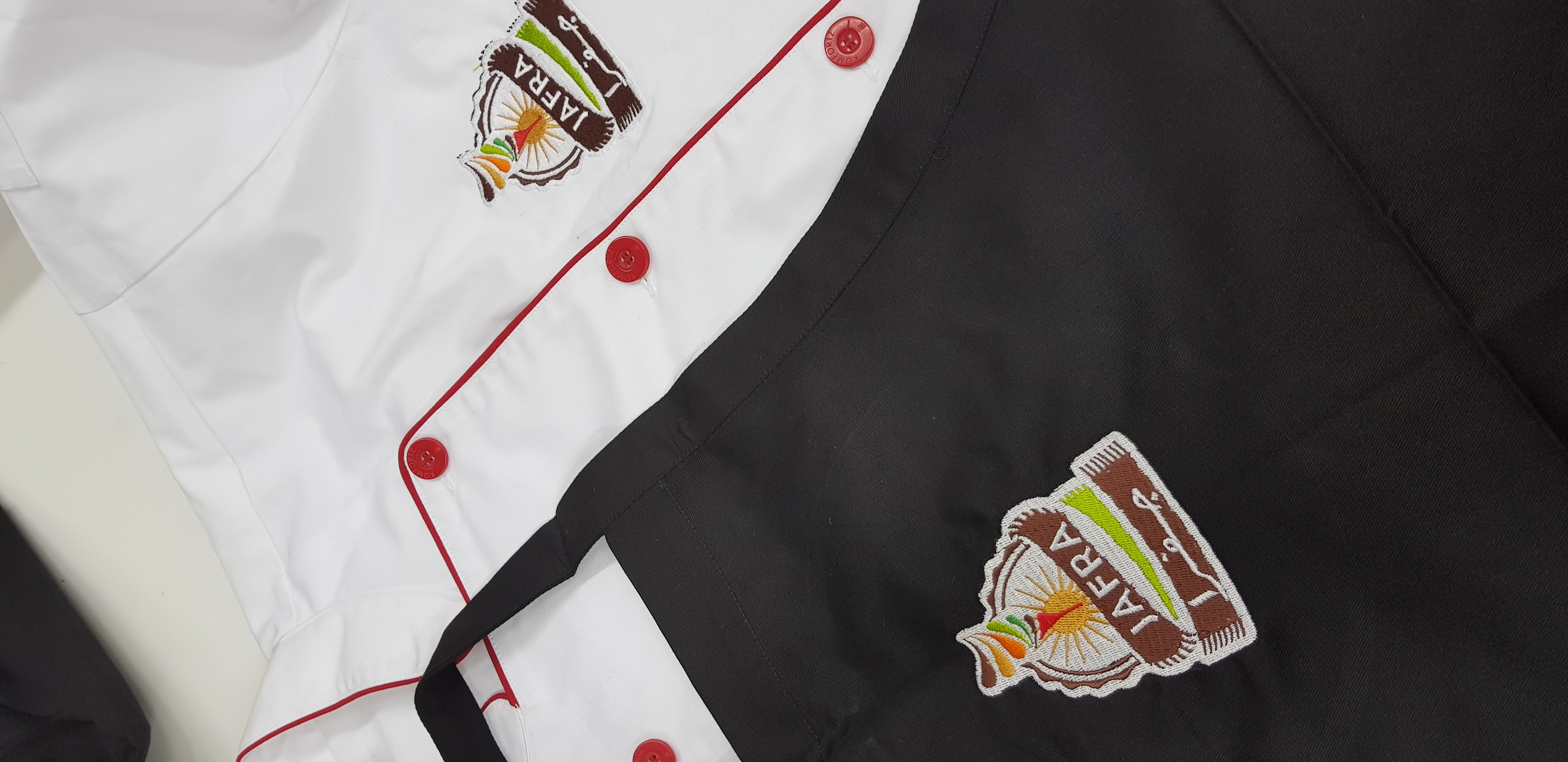 Chef coat & apron