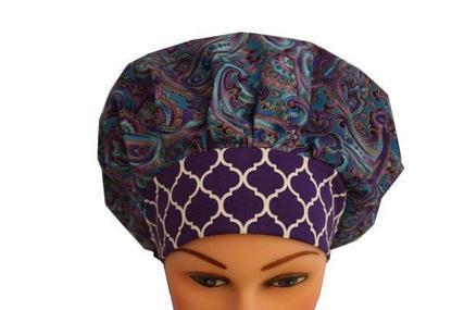 قبعات الشيف