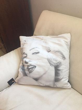 Almofada Linha Divas de Chamois - Marilyn Monroe