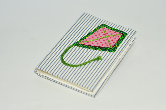 Caderno Artesanal Pequeno Pipa