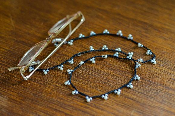 Cordão para Óculos Pérolas