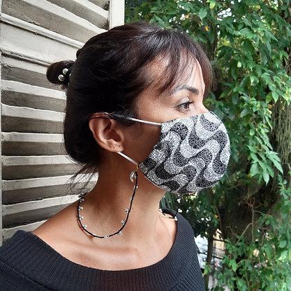 Kit Máscara Cordão de Óculos/Máscara artesanal