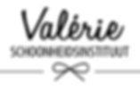 Logo schoonheidsinstituut Valérie