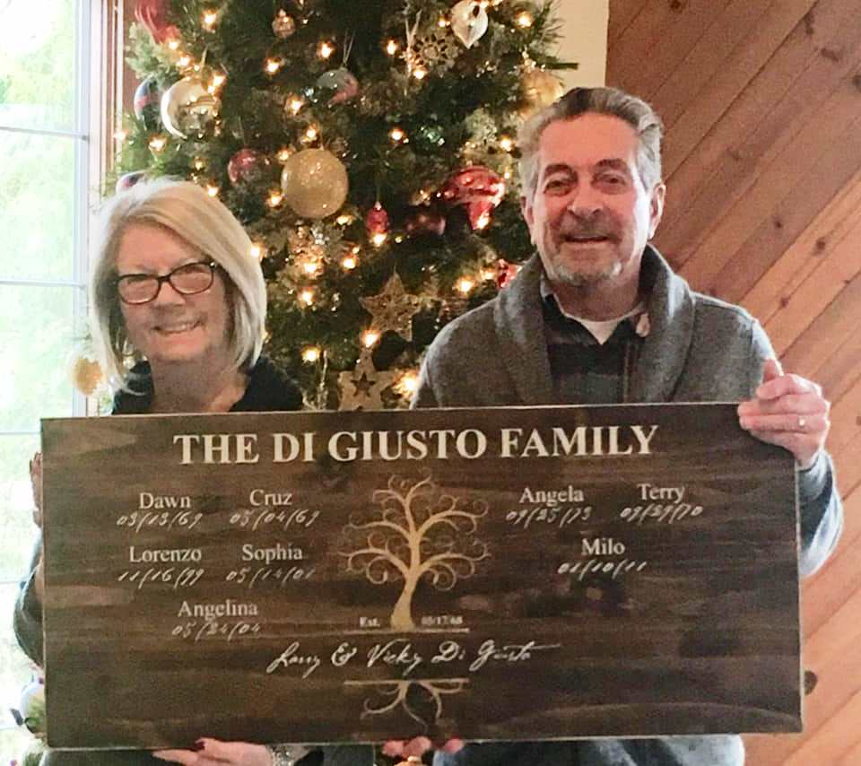 The DiGiusto Family