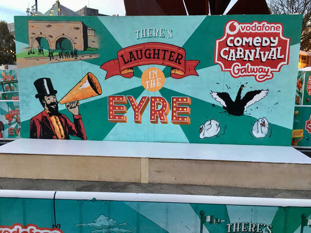 Vodafone Comedy Carnival (Galway)