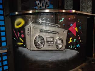 90´s boombox