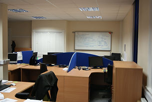 An Office at Dunston House.