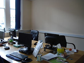 An Office in Dunston House.