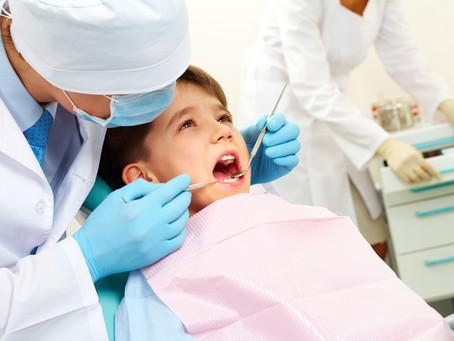 Não esqueça da saúde bucal do seu filho!