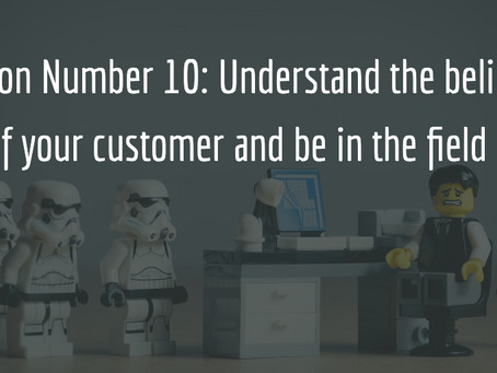 29 Lessons from the World's Best Marketers Part 10