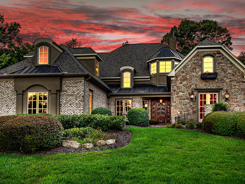 Twlight Real Estate Photography