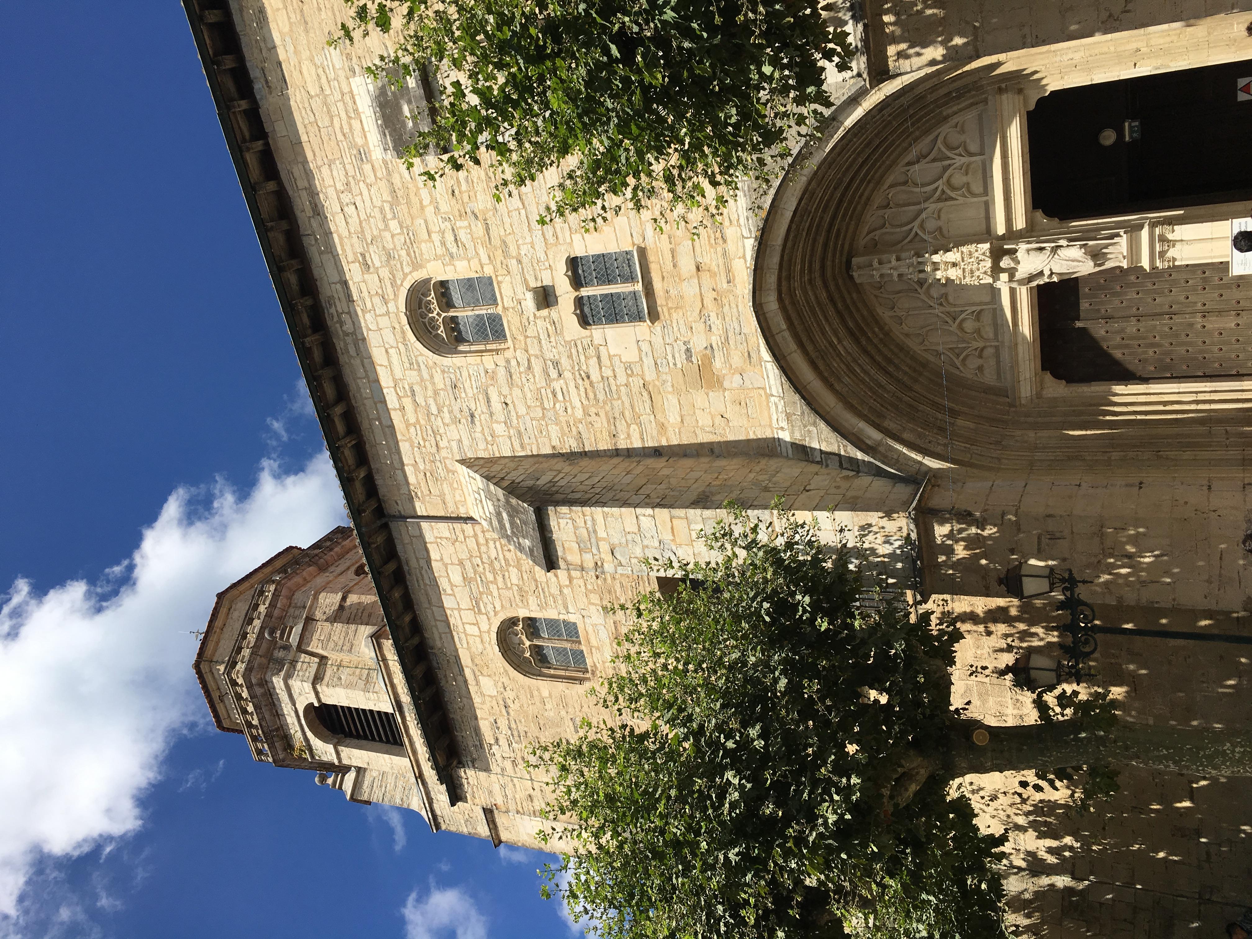 La Iglesia de San Juan Bautista.