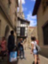 Guía Turístico Bayona