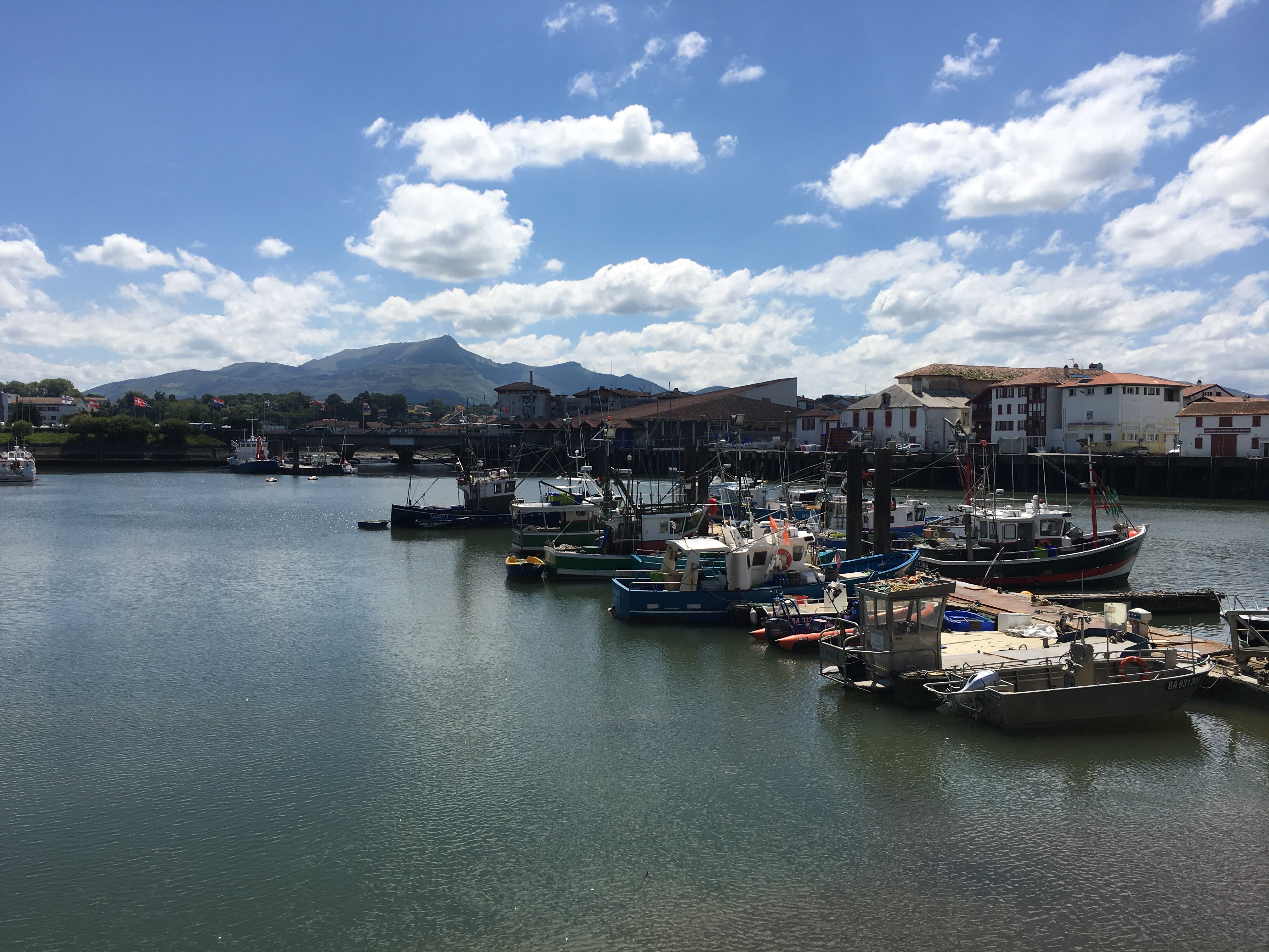 Vistas San Juan de Luz.
