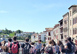 Guia turístico San Juan de Luz