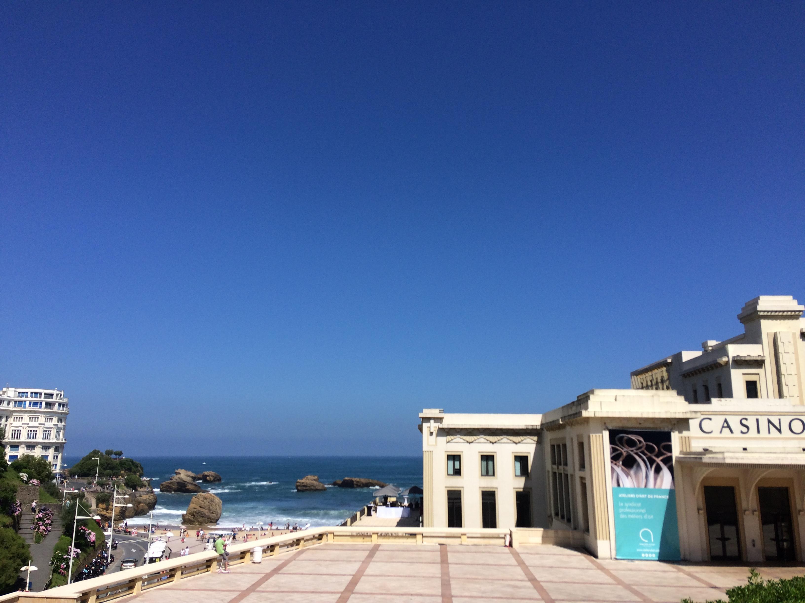 El Casino Municipal de Biarritz
