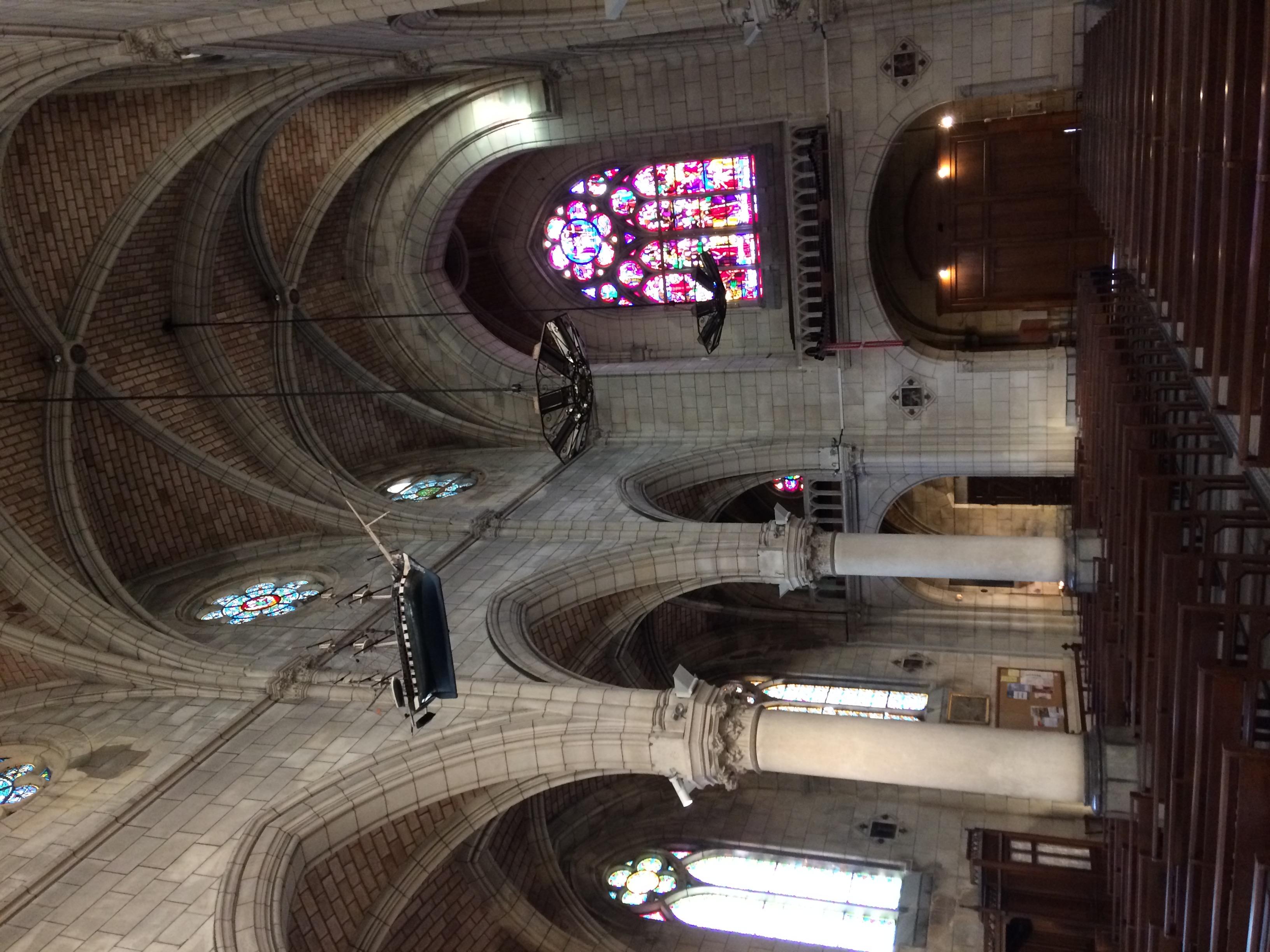 L'Église de Sainte Eugénie, Biarritz