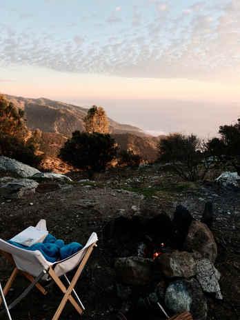 Prewitt Ridge Camping