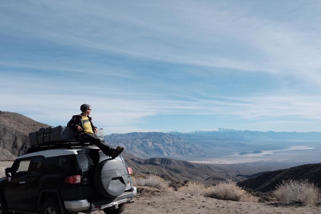 FJ Cruiser - Death Valley
